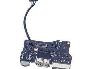 A1466 I/O Board (MagSafe 2, USB, Audio) for Apple MacBook Air 13 inch A1466 Mid 2013, A1466 Early 2014, A1466 Early 2015, A1466 Early 2016, A1466 Mid 2017