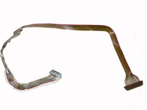 A1151 LCD LVDS Screen Cable for Apple MacBook Pro 17 inch A1151 Mid 2006, A1212 Late 2006, A1229 Late 2007, A1261 Early 2008, A1261 Late 2008