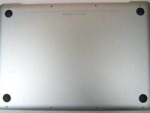 A1278 Bottom Case for Apple MacBook Pro 13 inch A1278 Mid 2009, A1278 Mid 2010, A1278 Early 2011, A1278 Late 2011, A1278 Mid 2012