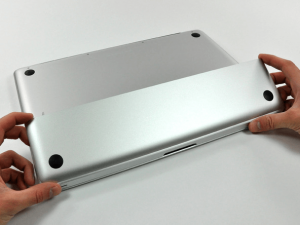 A1278 Aluminium bottom case for Apple MacBook 13 inch A1278 Late 2008.