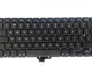 A1278 Keyboard (UK Layout) for Apple MacBook Pro 13 inch A1278 Mid 2009, A1278 Mid 2010, A1278 Early 2011, A1278 Late 2011, A1278 Mid 2012