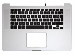 A1398 Top Case Assembly for Apple MacBook Pro 15 inch Retina A1398 - Late 2013, A1398 - Mid 2014