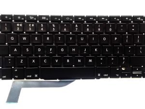 A1398 Apple Keyboard (UK Layout) for Apple MacBook Pro Retina 15 inch A1398 Mid 2012 early 2013, late 2013, Mid 2014, Mid 2015