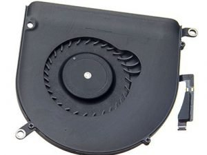 A1398 Left CPU Fan for Apple MacBook Pro Retina 15 inch A1398 Mid 2012 early 2013