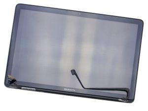 A1286 Complete LCD Screen Display Assembly for Apple MacBook Pro 15 inch A1286 Early 2011, A1286 Late 2011