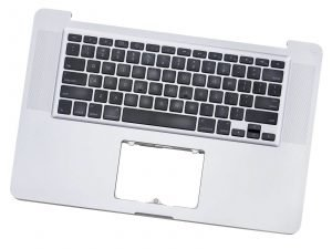 A1286 Top Case + Keyboard for Apple MacBook Pro unibody 15 inch A1286 Mid 2010, A1286 Early 2011, A1286 Late 2011, A1286 Mid 2012