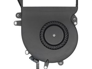 A1707 CPU Fan, Left for Apple MacBook Pro 15 inch retina A1707 Touch Bar (Late 2016-Mid 2018)