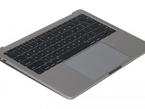 A1708 Top Case ( Space Grey) with Keyboard and Trackpad for Apple MacBook Pro 13 inch retina A1708 Late 2016