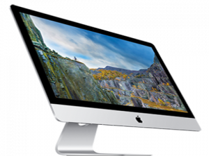 iMac Retina (From 2012 to Date)