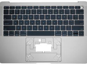 A1932 Keyboard Top Case For Apple MacBook Air 13-inch Retina A1932 Silver Late 2018, A1932 Mid 2019