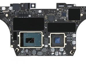Logic Board, i7, 2.2GHz, 16GB, 256GB, Radeon Pro 555X for Apple MacBook Pro 15-inch, Retina Touch A1990 (Mid 2018)
