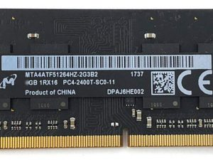 Memory SDRAM 16GB DDR4-2400 for Apple iMac 21.5-inch A1418 (Retina 4K 2017) 27-inch A1419 (Retina 5K 2017)