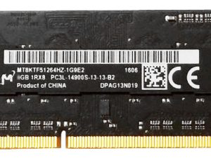 4GB RAM - Memory RAM DDR3L 1866MHz : PC3L-14900 for Apple iMac Retina 27-inch A1419 (Late 2015)