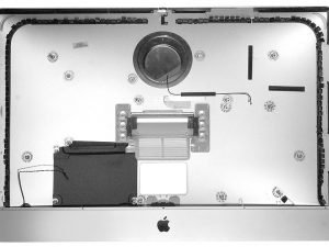 A1419 Rear Housing 5-Hole for iMac 27-inch A1419 Retina(Late 2012, Late 2013)