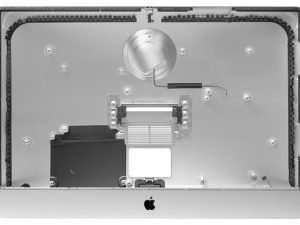 A1419 Rear Housing 9-Hole for iMac 27-inch A1419 Retina(Late 2012, Late 2013)
