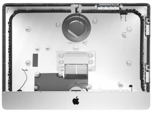 Rear Housing for iMac 21.5-inch A1418 (Late 2015), iMac 21.5-inch Retina 4K (Late 2015)