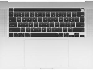 A2141 Top Case,Silver for Apple MacBook Pro 16-inch Retina A2141 (Late 2019)