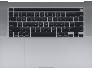 A2141 Top Case,Space Gray for Apple MacBook Pro 16-inch Retina A2141 (Late 2019)