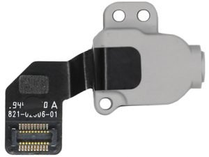 Audio Board (Jack), Silver for Apple MacBook Pro 16-inch Retina A2141 (Late 2019)