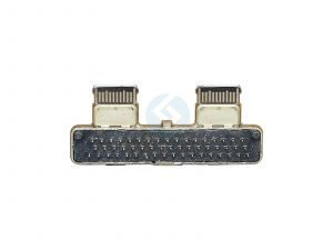 A1708 Type-C USB-C Charging DC-IN DC Power Jack Board Connector for Apple MacBook Pro Touch Bar Models 13-inch A1708 (Late 2016 -Mid 2017)